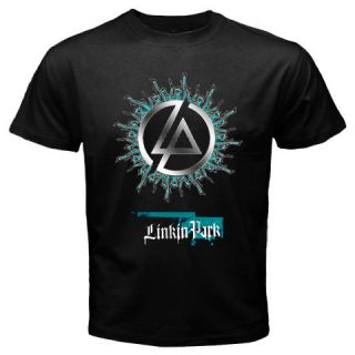 Linkin Park Thousand Suns Alternative Rock Band Black Tee T Shirt
