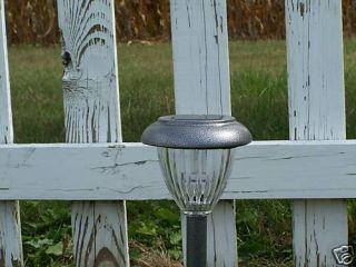 Landscape Solar Light Added in Cemetery Flower Saddles