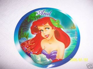 Disney Little Mermaid Ariel Cake Topper Decoration