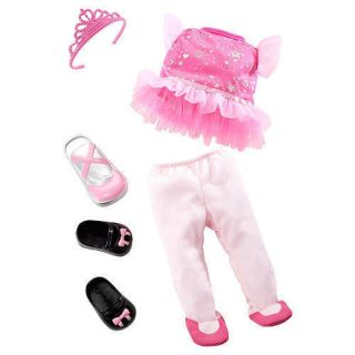Mommy Sweet as me fashion outfit ballerina dress Doll 14 fisher price
