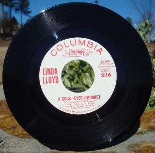 Linda Lloyd IM Gonna Love That Guy Orig 45 RPM RARE Northern Soul