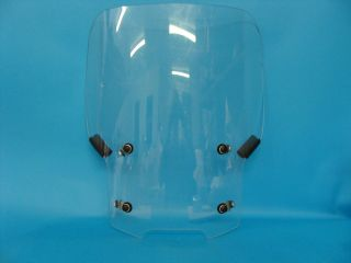Parabellum Super Tour Windshield 20 for BMW K1200RS w Brackets Used