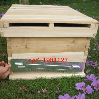 Bee Hive Sliding Mouse Guard Travel Gate Beekeeping Equipment
