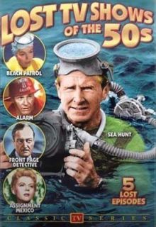 Lost TV Shows of The 50s Lloyd Bridges DVD New