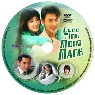 Cuoc Tinh Mong Manh Phim Dai Loan w Color Labels