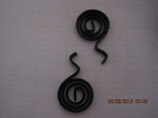 1934 1935 1936 1937 International Trucks Door Lock Springs 2