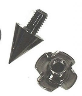 Small Audio Isolation Cones Speaker Spikes Floor Stands 6mm