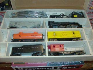 11540 6 Unit Steam Freight Train Set 239 Loco Ready to Run Set