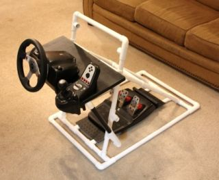Custom Racing Wheel Stand for Logitech Force GT G25 G27