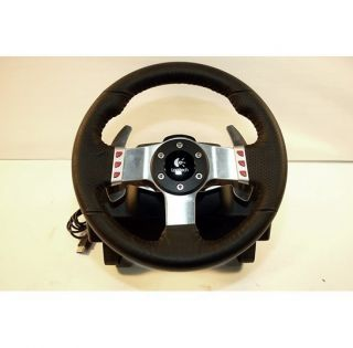 Logitech Driving Force G27 Wheel Controller for PlayStation 3 PS2 and
