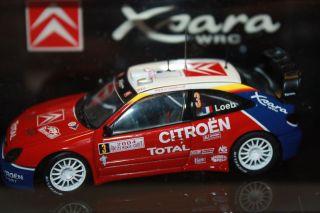 Citroen Xsara WRC 3 Loeb 1st at 2004 Monte Carlo Autoart 60438 1 43