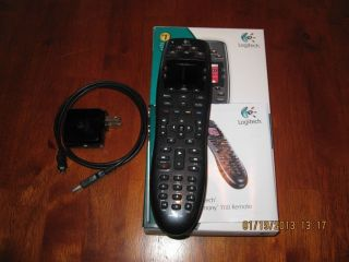 Logitech Harmony 700 Advanced Universal Rechargeable Remote Control