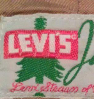 Levi LVC Vintage 1940s Lone Pine Tan Leather Jacket XL Make Best OFFER