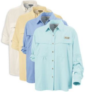 Columbia Bahama II Fishing Shirts Long Sleeve