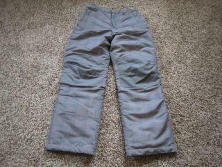 14 Kids Lands End Snow Ski Pants Boys Girls Unisex Grow A Longs