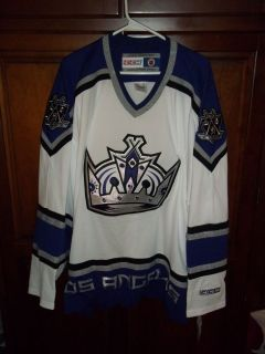 Los Angeles Kings Vintage Throwback Jersey Size XXL CCM