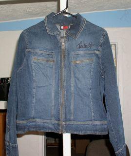 Loretta Lynn Personal Owned Autographed Denim Jacket w COA New York Co