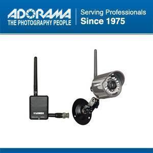 Lorex LW2110 Wireless Digital Security Camera System