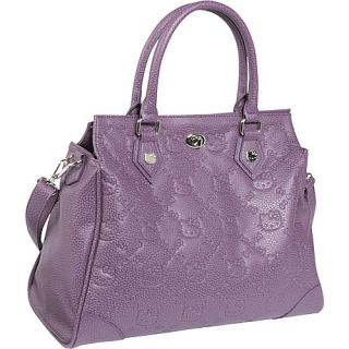 Loungefly Hello Kitty Grape Faux Leather Satchel