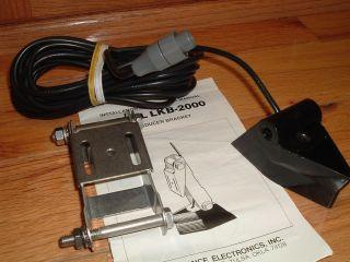 Lowrance Transducer LMS 350a X 55 X 70a Eagle Ultra ll Magna Fish ID