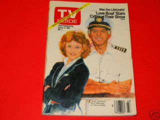 TV Guide Magazine June 5 1982 The Love Boat