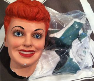 Lucille Ball I Love Lucy Ricardo Busted Bust