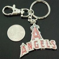 Key Chain Los Angeles Angels of Anaheim MLB Team