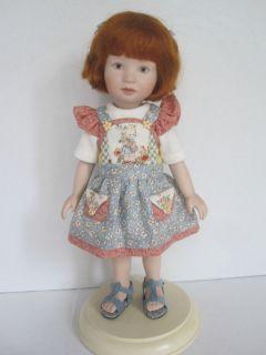 Artist Heather Maciak Original Lucie All Porcelain Little Girl