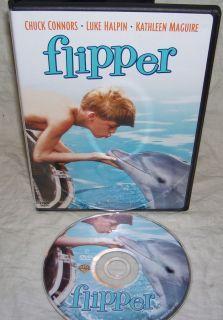 Flipper Chuck Connors Luke Halpin DVD L K