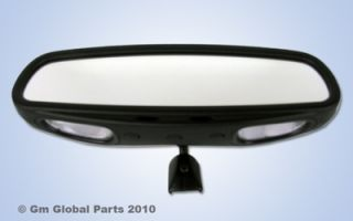 Lumina Impala Monte Carlo Rear View Mirror 2000 05