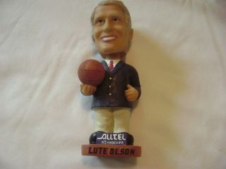 Lute Olson Arizona Wildcats Basketball Bobblehead 1 of 3000