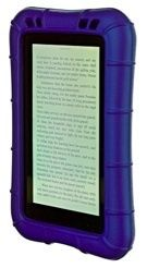 Edge Supershell Protective Foam Case for Kindle Fire Blue Super
