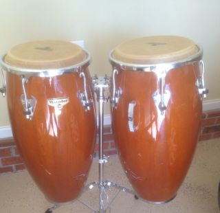 LP Matador Congas and Bongos Set 4 Drums Total