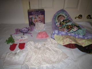 Reborn J Lynn Dew Drop Fairy Doll