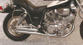 Mac Exhaust System Stakker 004 0624 84 99 Yamaha Virago 700 750 1000