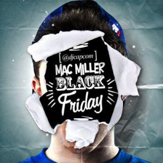 Mac Miller Black Friday Official Mixtape CD