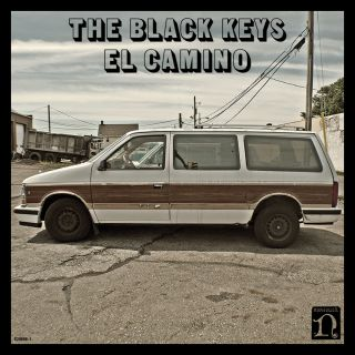 The Black Keys El Camino LP sealed vinyl (includes CD and fold out