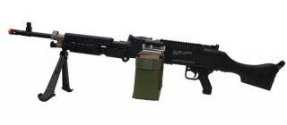 ECHO1 M240B Bravo Airsoft Machine Gun