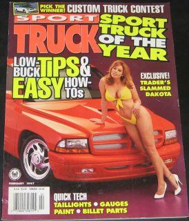 Sport Truck Magazine February 1997