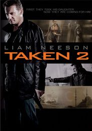 DVD 2013 1 15 Release Liam Neeson Maggie Grace Famke Janssen