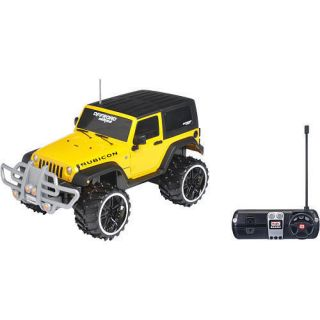 Maisto Tech Offroad Series 1 16 Radio Control Jeep Wrangler Rubicon