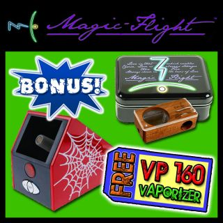 Magic Flight Launch Box Vaporizer Free VP160 Vaporizer