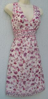 New M s s P Womens Dress Size M Multi Color Mothers Day Gift Slvless