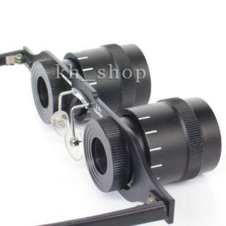 Particular Glasses Magnifying Loupes Binocular Optics 3 5x24