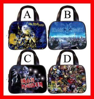 Iron Maiden Rock Band RARE Hot Handbag Purse Pick 1