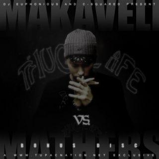 Pac Eminem Makaveli vs Mathers Bonus Mix CD MAY09