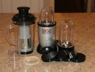 New Magic Bullet Express Blender Mixer Juicer