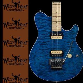 Ernie Ball Music Man Axis Bahama Blue