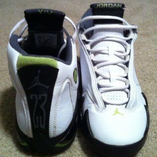 Air Jordan Retro 14 2005 Charetreuse/Black Limited, Lifestyle Release