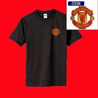 Manchester United Football Soccer Patch Shirt 14 99 Blk
